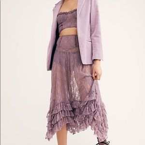 """Free People """"Altered"""" Party Fever Set"""